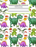 Primary Composition Notebook With Picture Box PDF