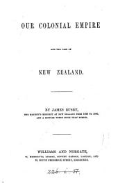 Our Colonial Empire and the Case of New Zealand
