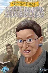 Female Force: Ruth Bader Ginsberg