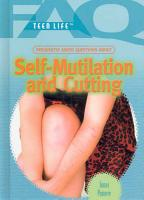 Frequently Asked Questions About Self Mutilation and Cutting PDF
