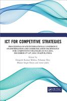 ICT for Competitive Strategies PDF