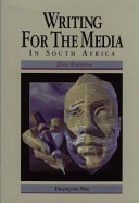 Writing for the Media in South Africa PDF