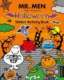 Mr  Men Halloween Sticker Activity Book PDF