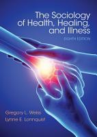Sociology of Health  Healing  and Illness PDF
