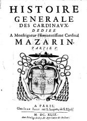 Histoire Generalle Des Cardinaux: Volume5