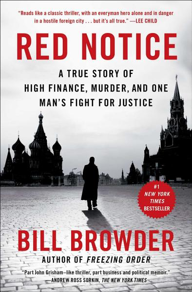 Download Red Notice Book