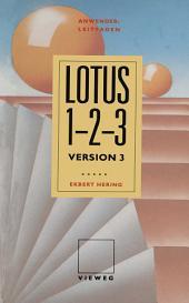 Anwender Leitfaden Lotus 1-2-3