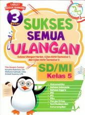 Sukses Semua Ulangan SD/MI Kelas 5