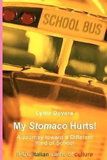 My Stomaco Hurts  Book