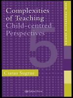 Complexities of Teaching PDF