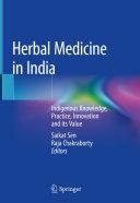 Herbal Medicine in India