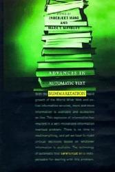 Advances in Automatic Text Summarization PDF