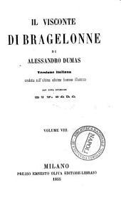 Il visconte di Bragelonne di Alessandro Dumas: Volume 8