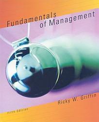 Fundamentals Of Management Book PDF