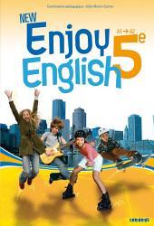 New Enjoy English 5e - Manuel numérique élève: Méthode d'Anglais Collège