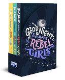 Good Night Stories for Rebel Girls 3 Book Gift Set PDF
