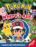 Pokémon Search and Find 2021