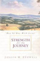 Strength for the Journey PDF