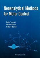 Nonanalytical Methods for Motor Control PDF