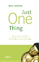 Just One Thing PDF