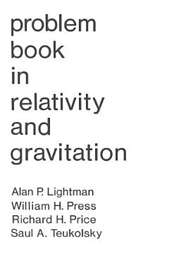 Problem Book in Relativity and Gravitation PDF