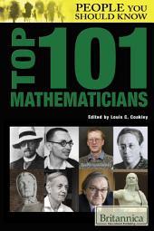 Top 101 Mathematicians