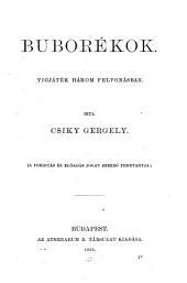 Szinmürei: 10. kötet