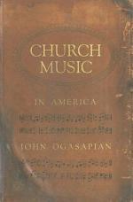 Church Music in America, 1620-2000