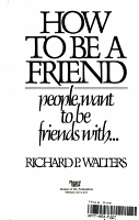 How to be a Friend People Want to be Friends with PDF