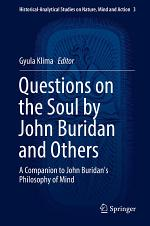 Questions on the Soul by John Buridan and Others