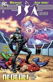 JSA: Classified (2005-) #15