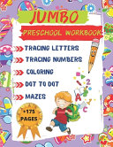 Jumbo Preschool Workbook Book PDF