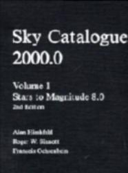 Sky Catalogue 2000 0 Volume 1 Book PDF