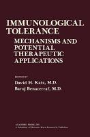 Immunological Tolerance PDF