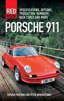 Porsche 911 Red Book 3rd Edition PDF