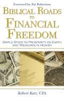 Biblical Roads to Financial Freedom