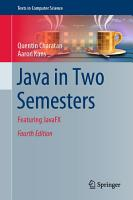 Java in Two Semesters PDF