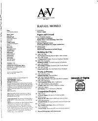 Rafael Moneo  1986 1992 PDF