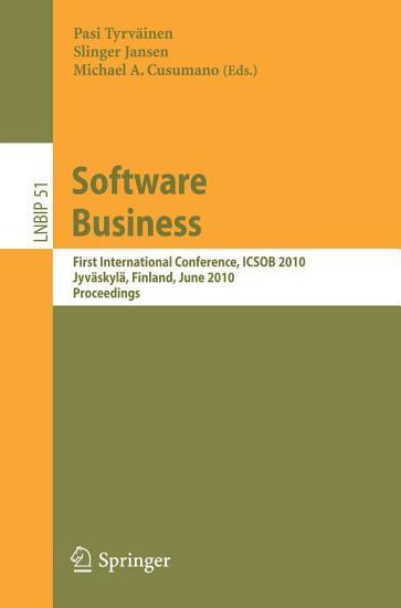 Software Business PDF