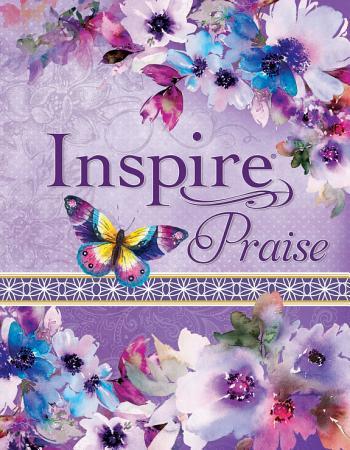 Inspire Praise Bible NLT  Feminine Deluxe PDF