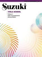 Suzuki Viola School   Volume 4 PDF