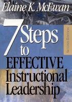 Seven Steps to Effective Instructional Leadership PDF