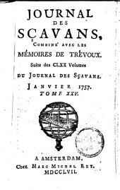 Le journal des sçavans, combiné avec les mémoires de Trévoux: Volume25