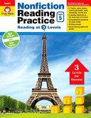 Nonfiction Reading Practice Grade 5 Book PDF