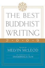 The Best Buddhist Writing 2009 PDF