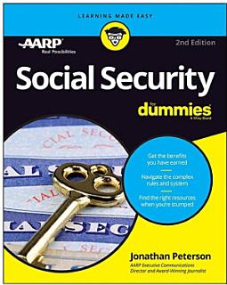 Social Security For Dummies Book