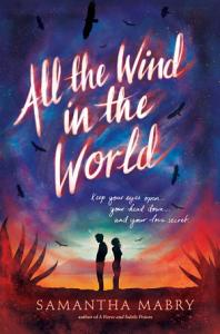 All the Wind in the World Book