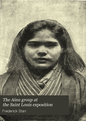 The Ainu Group: At the Saint Louis Exposition