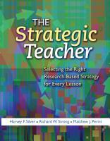 The Strategic Teacher PDF