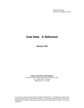 Coal Data, a Reference